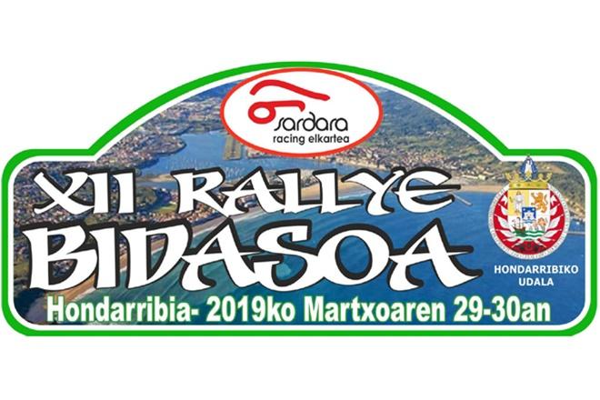 rallye bidasoa 2019 placa