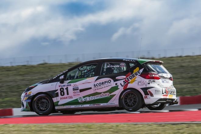 CER Navarra Miguel Grande Ford Fiesta ST-Line Pura Pasión Cup