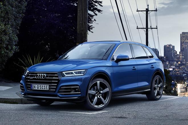 Audi Q5 TFSI e 2019