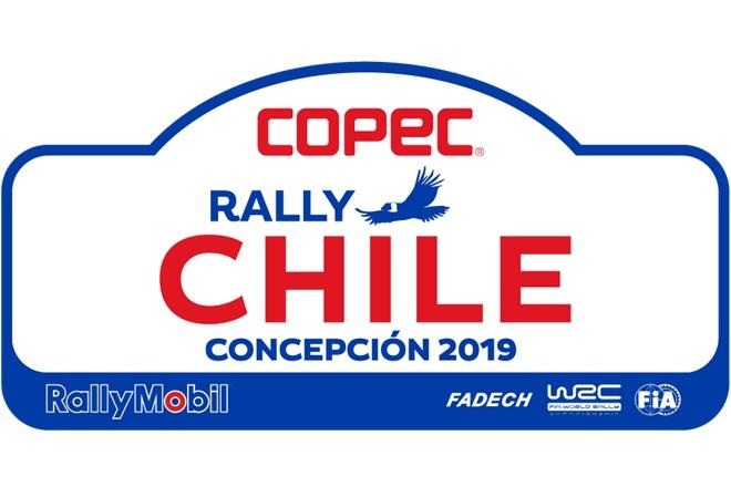 rallye chile 2019 placa