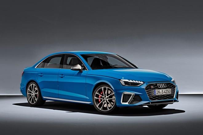 Audi S4 2020 ficha