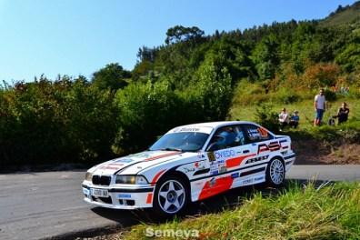 03 Jonatan Alvarez tercero del Campeonato de Asturias de Rallyes en el 56 Rallye Princesa de Asturias 2019