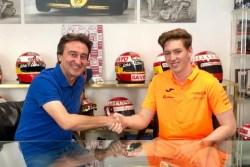 David Schumacher con Campos Racing en la prueba final de FIA Formula 3