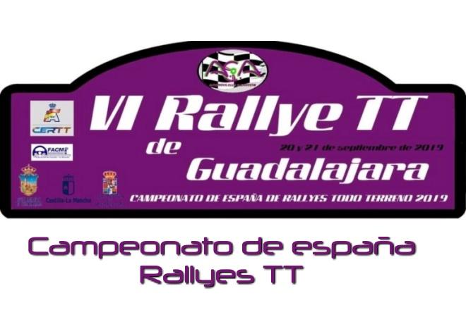 rallye tt guadalajara 2019 placa