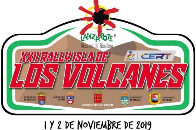 rallye isla volcanes 2019 placa