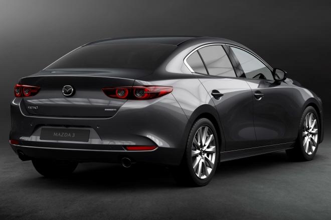 Mazda3 Sedan 2019 ficha