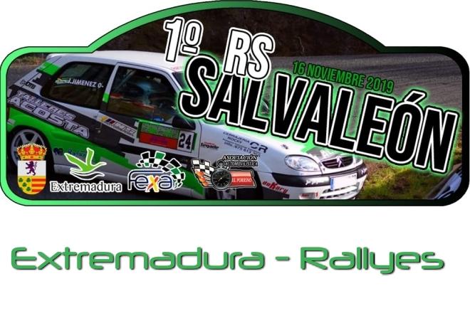 RS Salvaleon 2019 placa