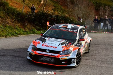 02 Alberto Ordoñez ganador XXXI Rallye Cangas de Narcea 2019