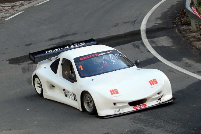 subida Erauskin beitia 2019 speed car