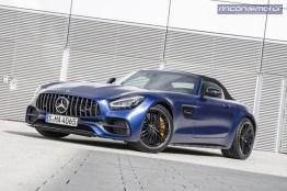 Mercedes AMG GT C Roadster 2019-05