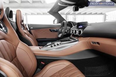 Mercedes AMG GT C Roadster 2019-23
