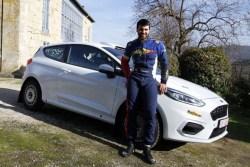 Javier Pardo en el ERC con Ford además de su programa nacional con Suzuki