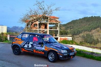 03 Javier Beteta tercero en el II Rallysprint Cares Deva 2020