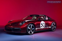 porsche 911 targa heritage design 2020-05