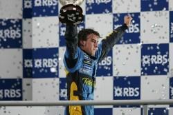 Fernando Alonso vuelve de nuevo a Renault
