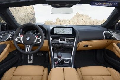 BMW M8 Cabrio 2019
