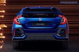 Honda Civic 5p 2020