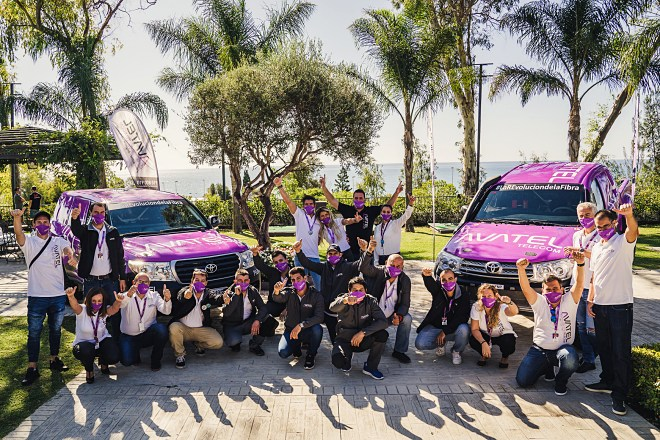 equipo avatel andalucia rally 2020