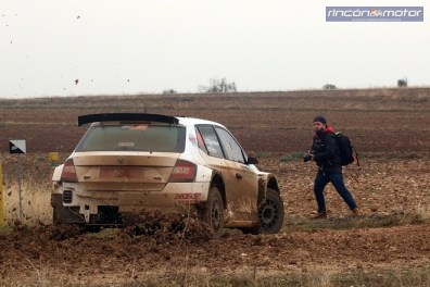 Rallye Tierra Madrid 2020 quintana fabia r5-01