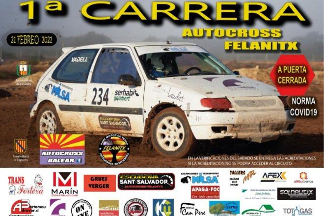 i autocross felantrix 2021 cartel