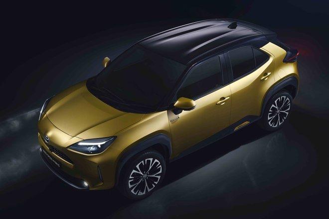Toyota Yaris Cross 2020-04