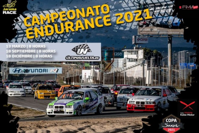 ev endurance 2021 cartel