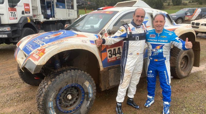 Roberto Carranza (i) y Juan Carlos Fernández 3