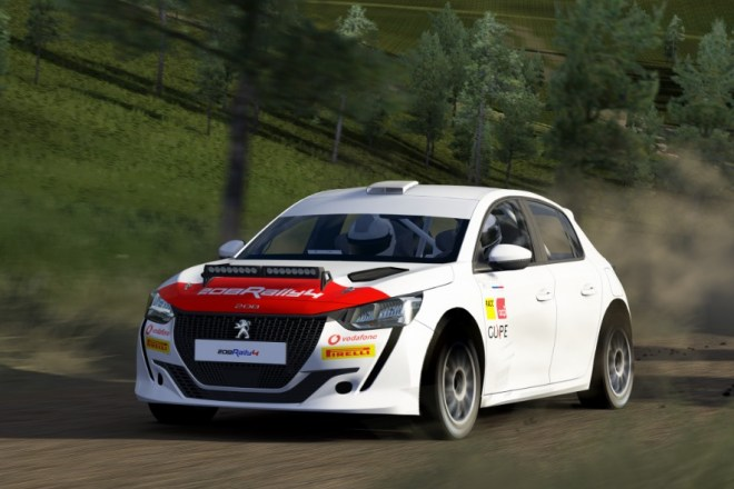 eSports Peugeot Rally Cup Iberica