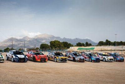 El Rallye Sierra Morena marca el comienzo del nuevo S-CER y CERA este fin de semana