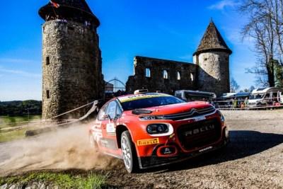 Gran regreso de Østberg al WRC2 en Croacia