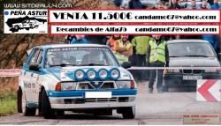 VENTA Alfa Romeo 75 1988