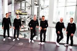 Carlos Sainz de nuevo con el Grupo VAG en el Dakar 2022