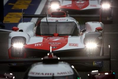 Toyota Gazoo Racing WEC inaugura la era de los hypercars con victoria