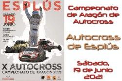 Cartel X Autocross de Esplus 21
