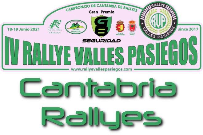 rallye valles pasiegos placa 2021