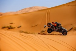 Rallye marruecos previa farrel