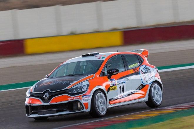 Henk Van Zoest (Renault CLio Cup IV)_Joan Rodríguez