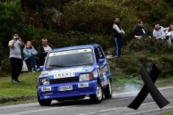 Trágico desenlace en el Rallye Villa de Llanes