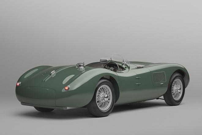 jaguar c-type 53 replica 2021