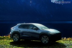 Solterra será el primer SUV de Subaru totalmente eléctrico