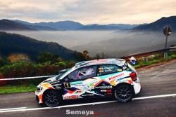 Ordoñez - García también en el 16 Rallye Montaña Central