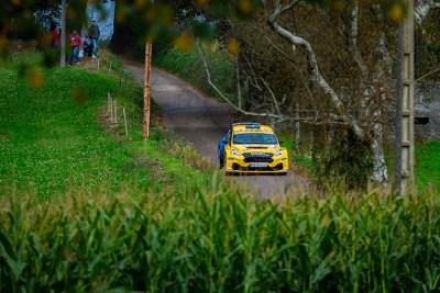 Victoria y título para Óscar Palacio en el Rallye do Cocido