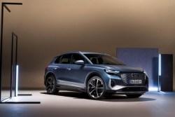 Audi Q4 e-tron y Q4 Sportback e-tron: 100% eléctricos, 100% deportivos