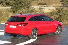 Opel Astra Sports Tourer 1.6 Turbo 200, fotografías al detalle