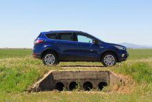Ford Kuga 1.6 TDCi 180, 2017 – fotos al detalle