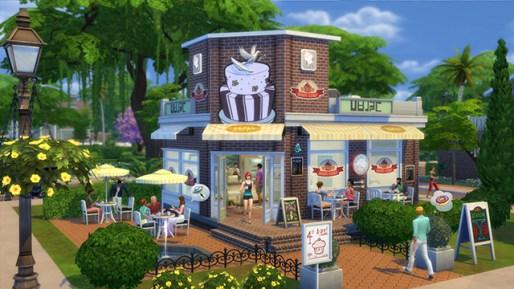 CafeBakery