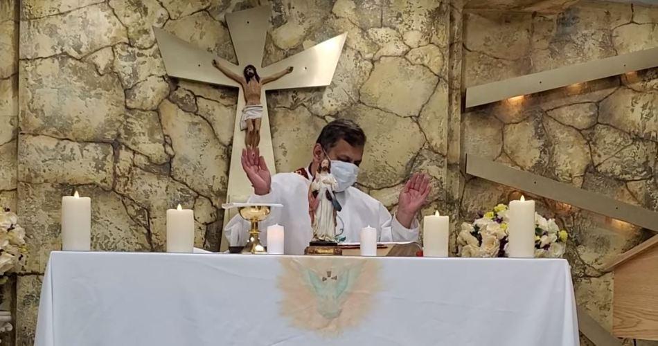 Misa Segundo Domingo de Pascua 2020. Domingo 19 de abril, 2020