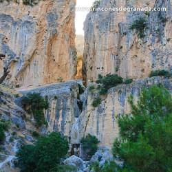 CERRADA DE LA MAGDALENA Enclavada en el Parque Natural de la Sierra de Castril