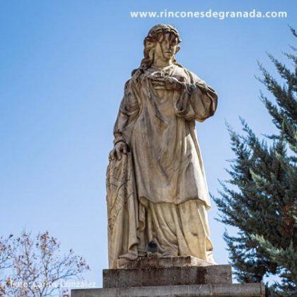 MONUMENTO A MARIANA PINEDA