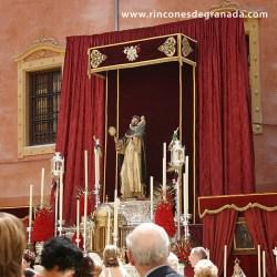 ALTARES DEL CORPUS Las fiestas más populares de Granada